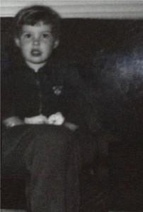 Annie Haynes, 2 years old