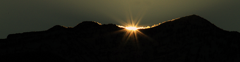 Sunrise, by arbyreed on flickr