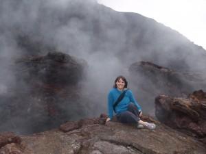 Eliza in Hawaii, December 2013