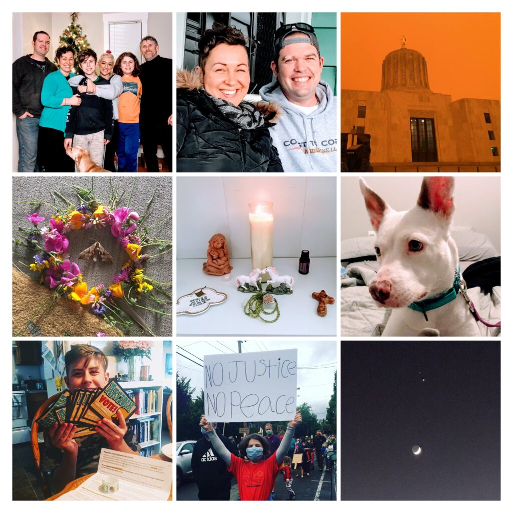 photo grid showing top 9 instagram photos of 2020 tag: 2020 year in review